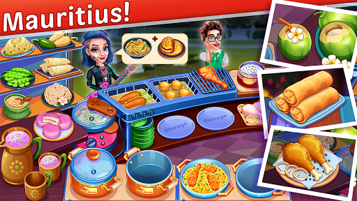 Cooking Express : Food Fever Cooking Chef Games screenshots 19