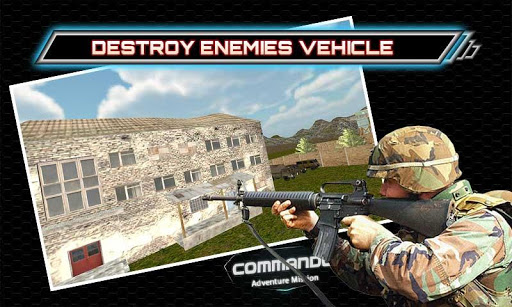 US Army Mission - Free FPS Games  Screenshots 18