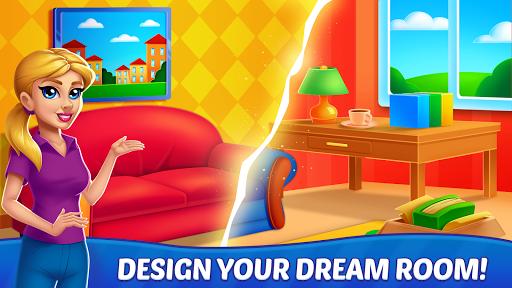 Code Triche Jeux de design d'intérieur et décoration APK MOD (Astuce) screenshots 1