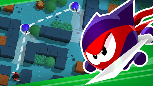 Ninja Cat Assassin screenshots 21
