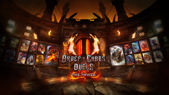 Download Order & Chaos Duels online game Android Chaos + Data 1