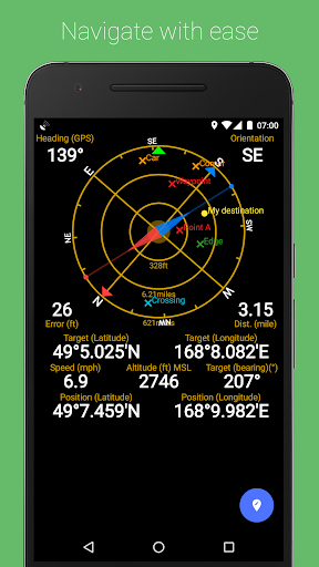 GPS Status & Toolbox 9.2.194 Screenshots 3
