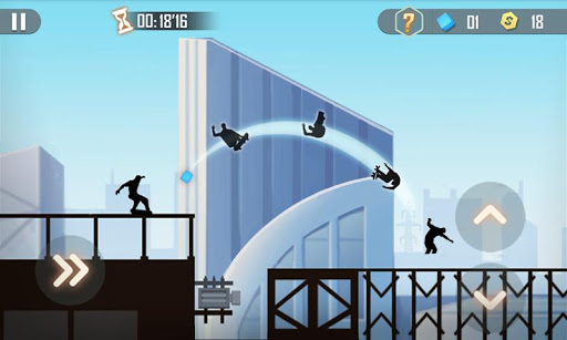 Shadow Skate  Screenshots 1
