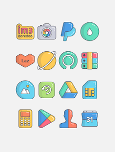 Olympia – Icon Pack 1.5 Apk 2