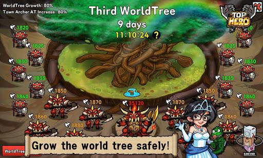 Top Hero - Tower Defense  screenshots 22