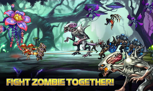 Aliens Vs Zombies