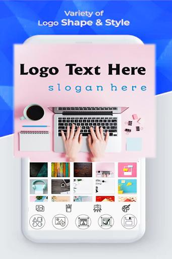 Logo Maker - Logo Creator, Generator & Designer 2.1.9 Screenshots 6