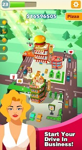 Drive In! –  Idle Tapper Game 3.0.4 Mod APK (Unlimited) 1
