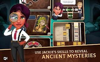 Detective Jackie - Mystic Case