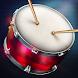 Drums - リアルなドラムセット・ゲーム