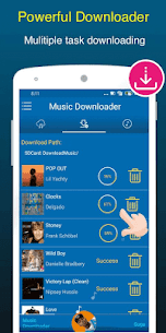 Free Music Downloader + Mp3 Music Download Songs 4