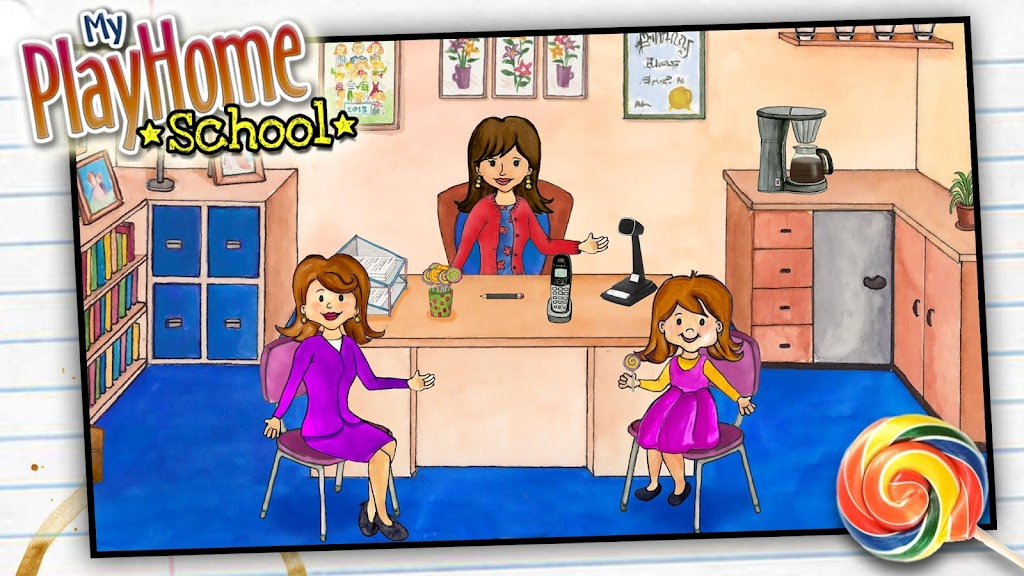 My PlayHome School  poster 7