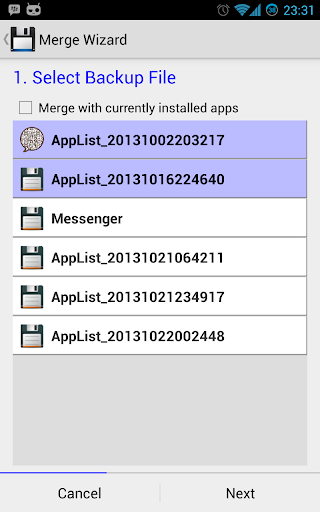 App List Backup For PC Windows (7, 8, 10, 10X) & Mac Computer Image Number- 9