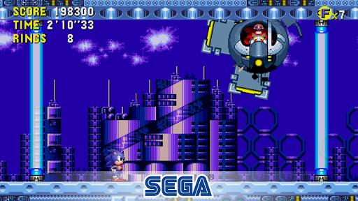 Sonic CD Classic  screenshots 4
