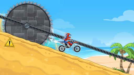 Top Moto Bike: X3M Racing  screenshots 1