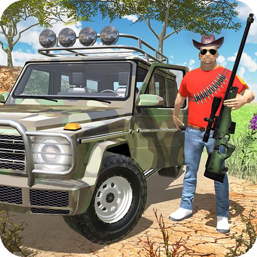 Safari Hunting: Free Shooting Game Icon