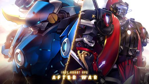 After War u2013 Idle Robot RPG screenshots 22