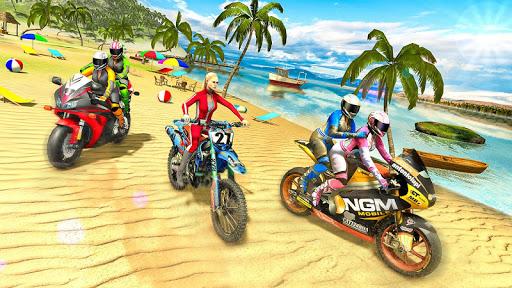 Water Surfer Racing In Moto 2.2 screenshots 1