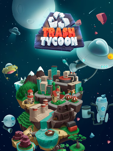 Trash Tycoon: idle clicker 0.0.9 screenshots 17