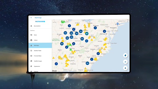Weather Forecast 14 days - Meteored News & Radar  Screenshots 14