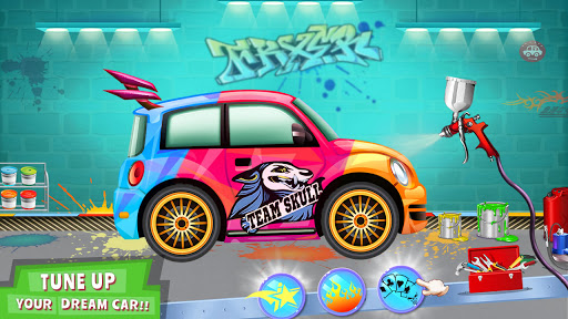 Modern Car Mechanic Offline Games 2020: Car Games apkslow screenshots 11