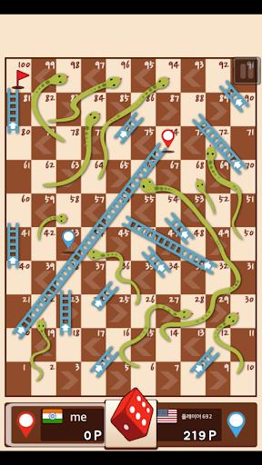 Snakes & Ladders King modiapk screenshots 1