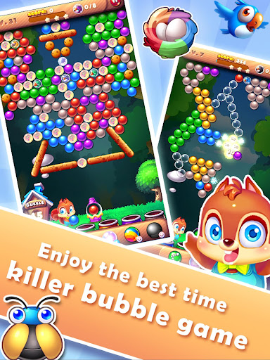 Bubble Bird Rescue 2 - Shoot! 3.1.9 screenshots 12