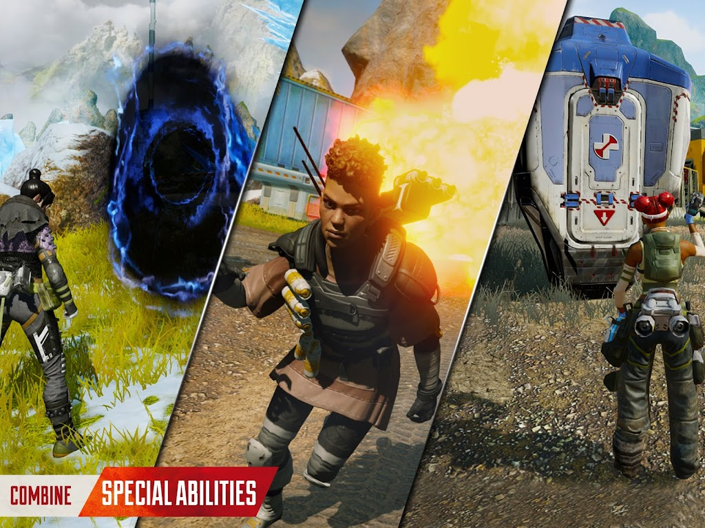 Apex Legends Mobile  poster 7