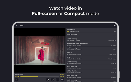 Televizo - IPTV player  Screenshots 19