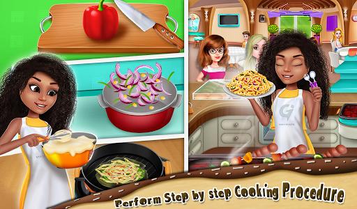 My Rising Chef Star Live Virtual Restaurant  screenshots 2