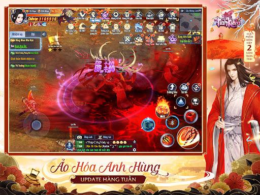 Tu00ecnh Kiu1ebfm 3D - Tu00e2n Thu1ebf Giu1edbi 1.0.43 screenshots 14