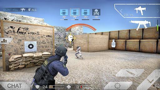 Code Triche Standoff Multiplayer (Astuce) APK MOD screenshots 5