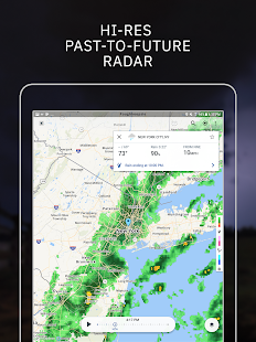 Storm Radar: Hurricane Tracker, Live Maps & Alerts Screenshot