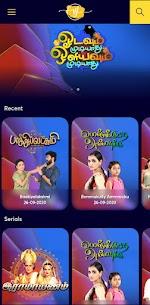 Free VJ TV  Tamil Serial up#100 ates Apk Download 2021 2