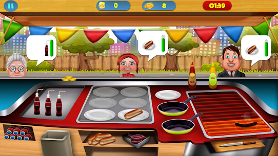 Fabulous Food Truck Free For Pc – Download Free For Windows 10, 7, 8 And Mac 2