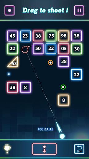 Balls vs Blocks : Bricks Breaker Throw screenshots 11