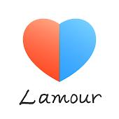 icono Lamour- Video chat y Transmisión en Vivo