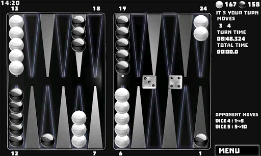 Backgammon Pack : 18 Games android2mod screenshots 5