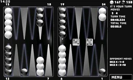 Backgammon Pack : 18 Games 6.247 screenshots 5