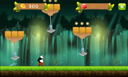 Forest Panda Run 1.2.6.7 screenshots 6