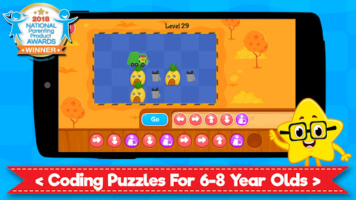 Coding Games For Kids - Learn To Code With Play  screenshots 1