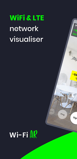 WiFi AR - the most useful tool ever  screenshots 1
