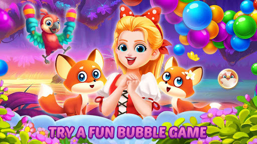 Bubble Shooter - save little puppys 1.0.46 screenshots 1