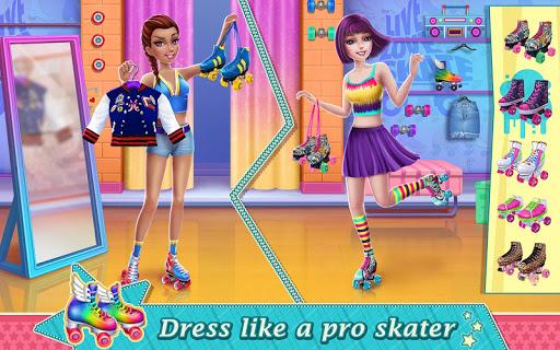 Roller Skating Girls - Dance on Wheels 1.1.6 Screenshots 7