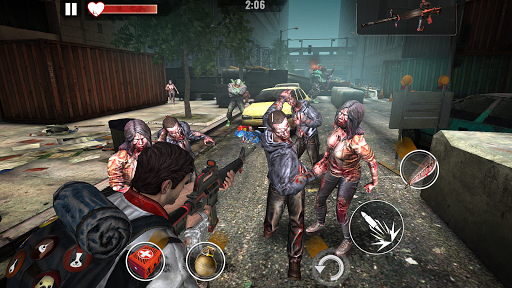 ZOMBIE HUNTER  screenshots 24
