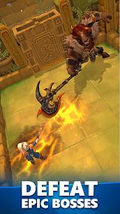 Heroics Mod Apk: Epic Fantasy Legend of Archero (Hit Kill) 5