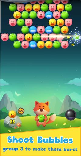 Bubble Shooter | 2021 puzzle adventure game 1.1.0 screenshots 5