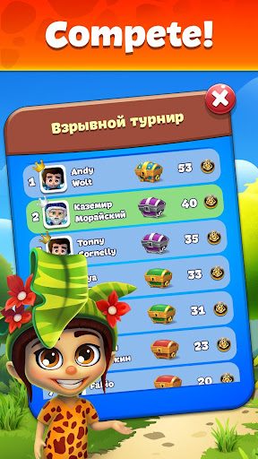 Gemmy Lands: Gems and New Match 3 Jewels Games apkslow screenshots 3