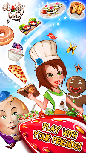 Tasty Tale: puzzle cooking game Apkfinish screenshots 6