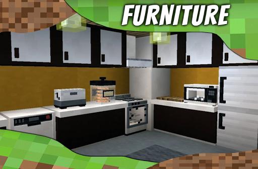 Mod furniture. Furniture mods for Minecraft PE 2.2 Screenshots 7